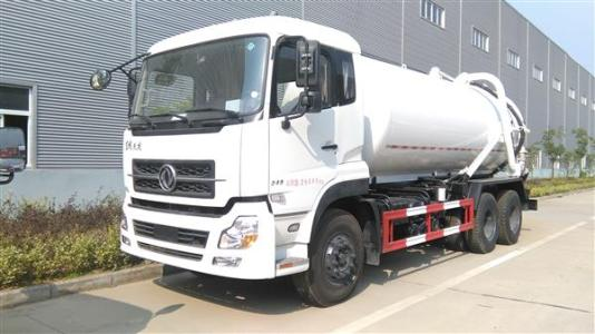 Dongfeng tianlong 12cbm 12000L Vacuum Sewage Suction Truck for Sale.jpg