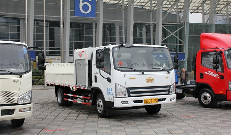 Qingdao tiger 68 horsepower 4X2 pure electric garbage truck 04.jpg