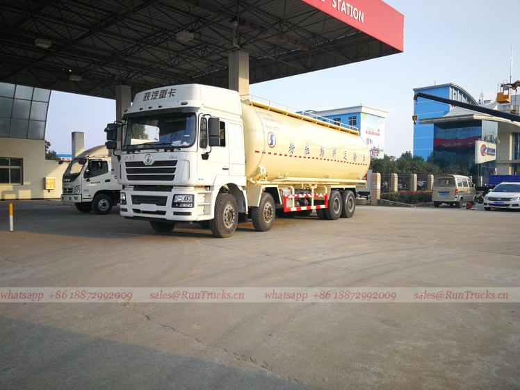 Shacman 40 cbm bulk cement transportation vehicle 14.jpg