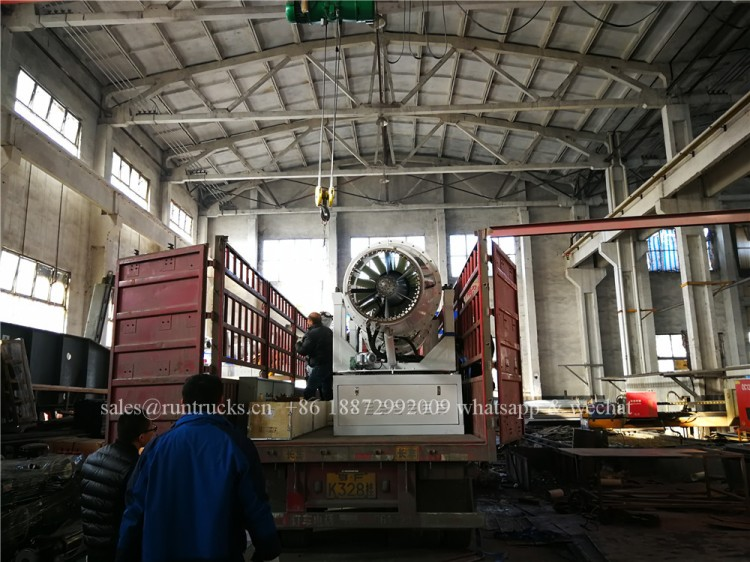 3 units clw lm brand dust fighter sent to gansu provice 01.jpg