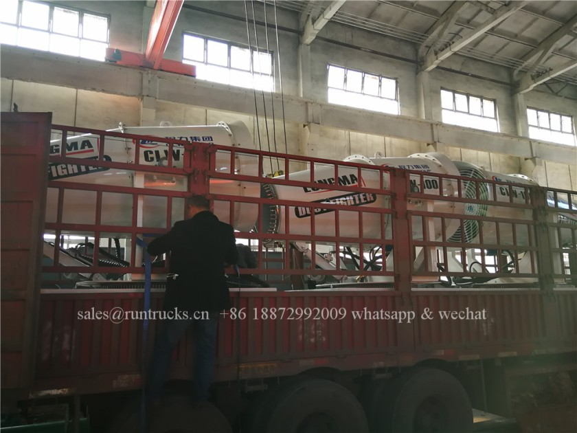 3 units clw lm brand dust fighter sent to gansu provice 03.jpg