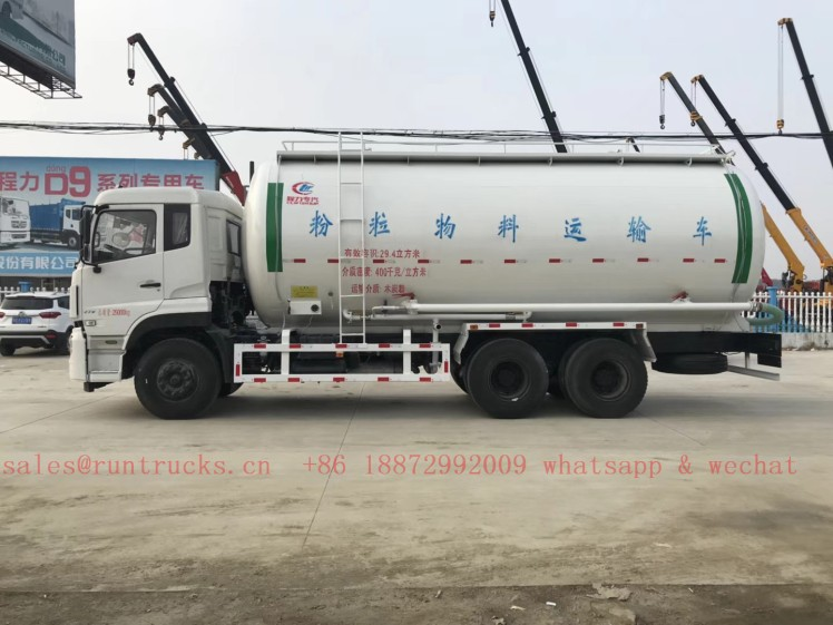 China Dongfeng 30 cbm bulk cement transportation vehicle 03.jpg