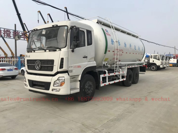 China Dongfeng 30 cbm bulk cement transportation vehicle 04.jpg