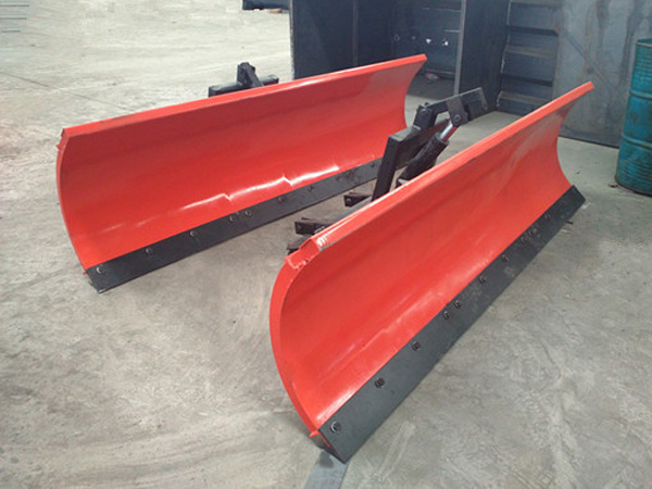 2.5m snow pusher shovel for trucks