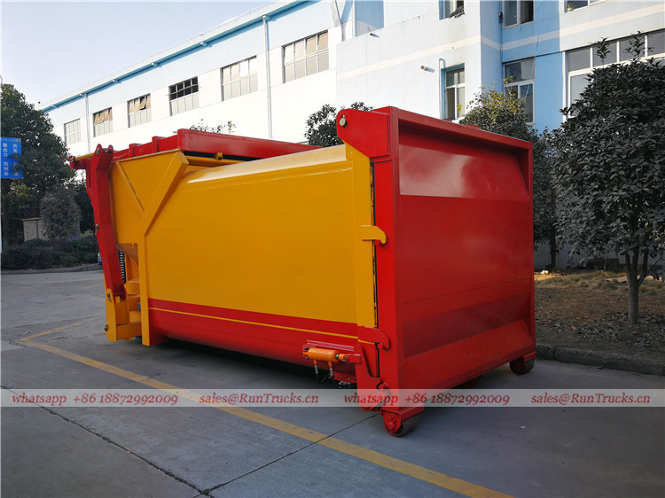 China compression garbage or refuse station 03.jpg