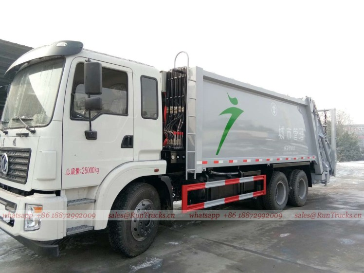 China dongfeng 25T 20cbm compactor garbage truck 01.jpg