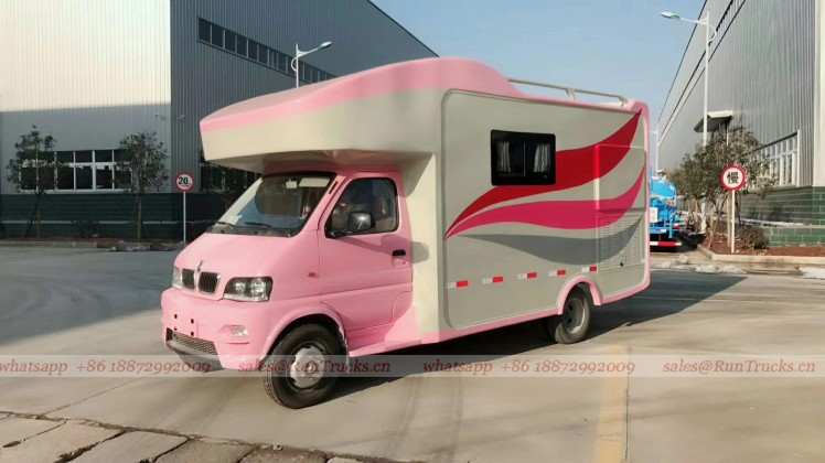 China JBC mobile Beauty Care vehicle 01