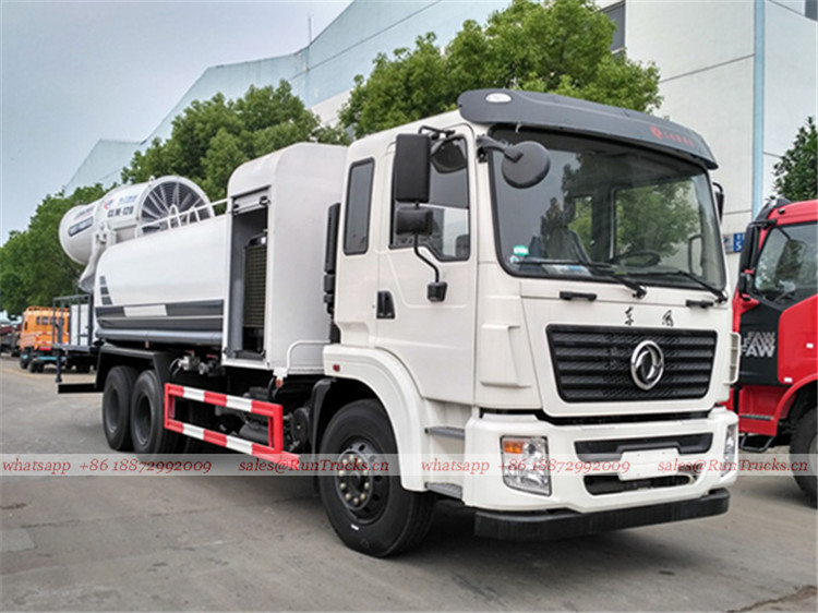 Dongfeng 15 cbm dust suppression truck with 100m fog cannon 09.jpg