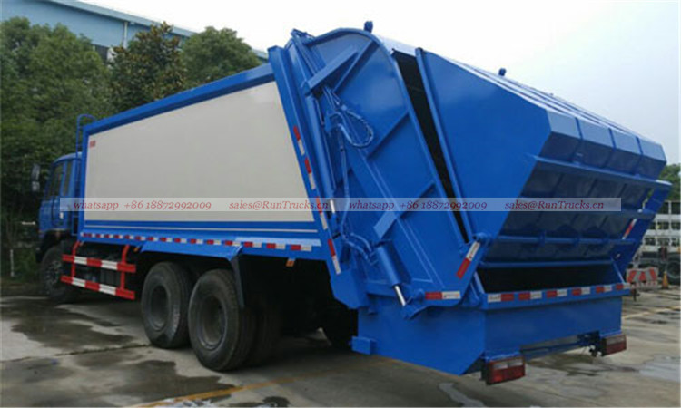 dongfeng 25T garbage compactor truck 04.jpg