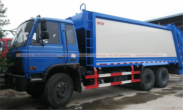 dongfeng 25T garbage compactor truck 05.jpg