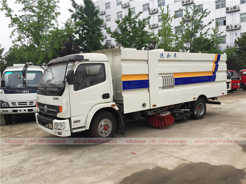 Dongfeng kaipute road cleaning sweeper truck  03.jpg
