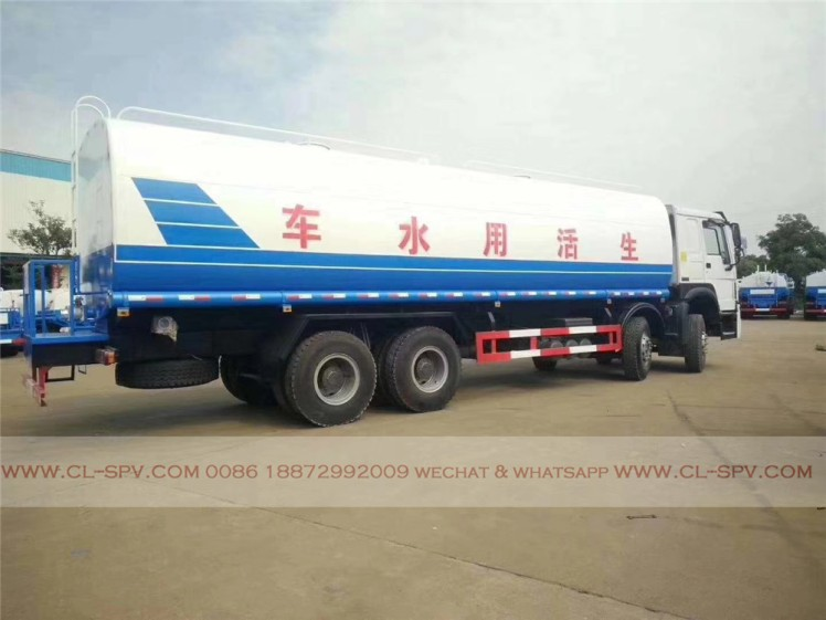 China howo 35000 liters water truck 02