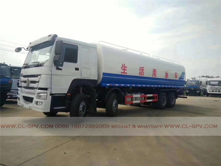 China howo 35000 liters water truck 03