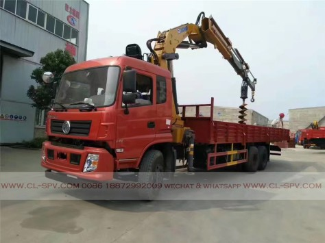 China different trucks with brand cranes26