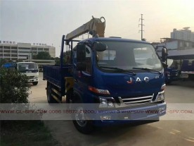 China different trucks with brand cranes51