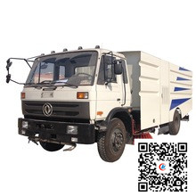 Dongfeng 10000 liters fecal suction tank truck 02