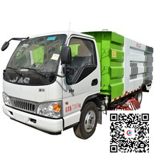 Dongfeng 10000 liters fecal suction tank truck 05