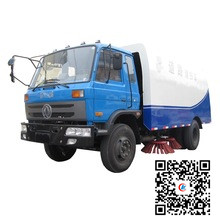 Dongfeng 10000 liters fecal suction tank truck 08
