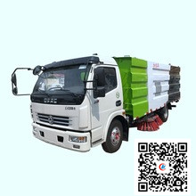 Dongfeng 10000 liters fecal suction tank truck 09