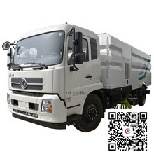 Dongfeng 10000 liters fecal suction tank truck 11