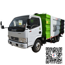 Dongfeng 10000 liters fecal suction tank truck 13
