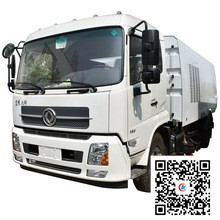 Dongfeng 10000 liters fecal suction tank truck 14