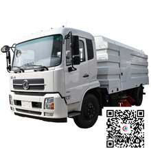 Dongfeng 10000 liters fecal suction tank truck 16