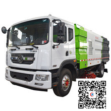 Dongfeng 10000 liters fecal suction tank truck 17