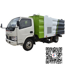 Dongfeng 10000 liters fecal suction tank truck 21
