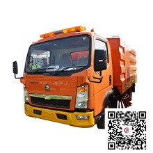Dongfeng 10000 liters fecal suction tank truck 23