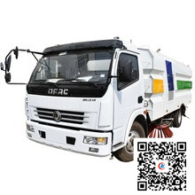 Dongfeng 10000 liters fecal suction tank truck 27
