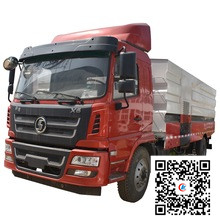 Dongfeng 10000 liters fecal suction tank truck 28