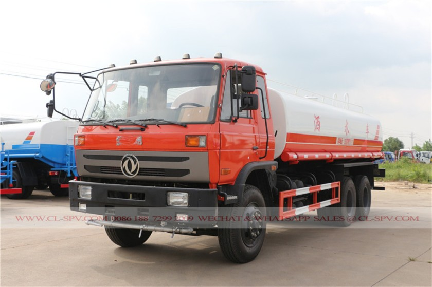 Dongfeng 153 20000 liters water truck 06