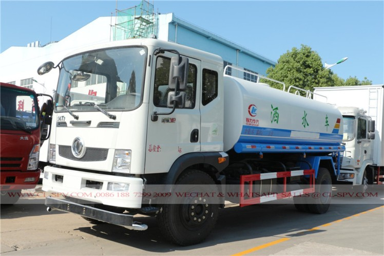 Dongfeng T3 12000 liters water truck 03