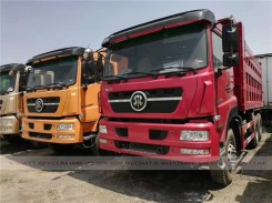 30 units Stock Steyr dump Trucks 02
