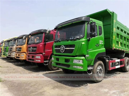 30 units Stock Steyr dump Trucks 03