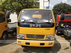 Dongfeng sewage suction and cleaning truck 05