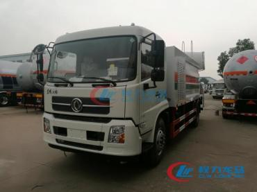 china full hydraulic dust suppression truck (14)