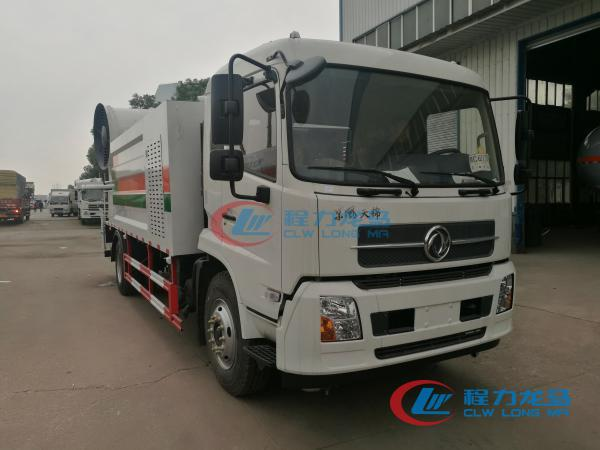 china full hydraulic dust suppression truck (15)