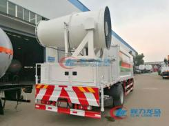 china full hydraulic dust suppression truck (2)