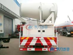 china full hydraulic dust suppression truck (3)