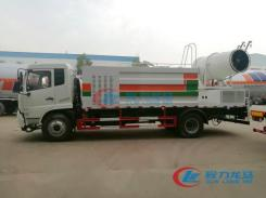 china full hydraulic dust suppression truck (6)