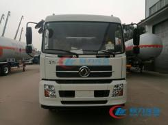 china full hydraulic dust suppression truck (8)