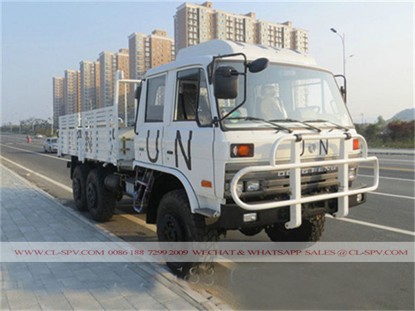 Dongfeng all wheel drive truck 05