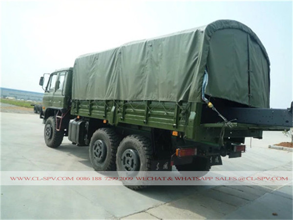 Dongfeng all wheel drive truck 06