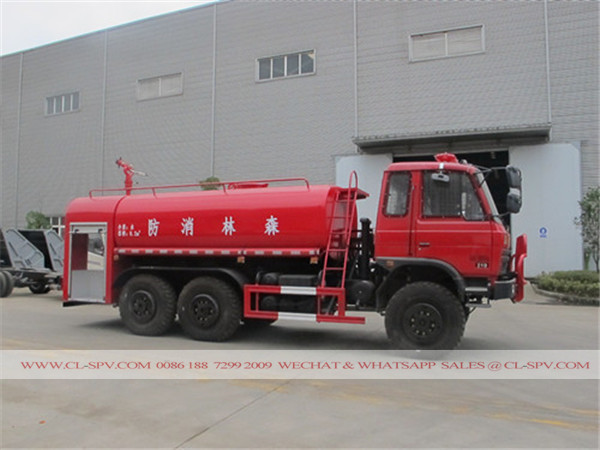 Dongfeng all wheel drive truck 07