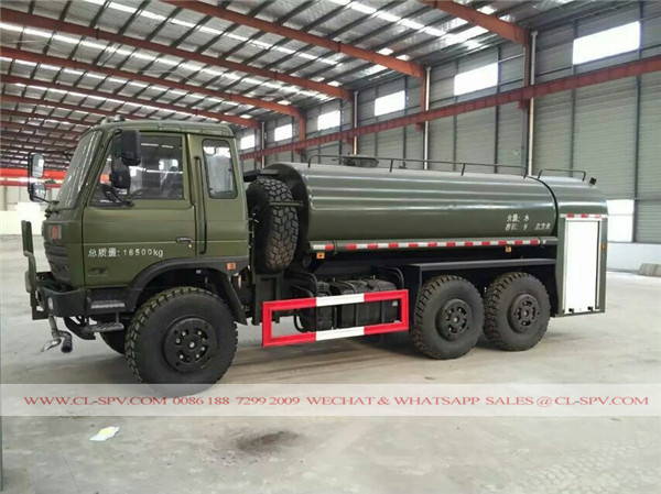 Dongfeng all wheel drive truck 09