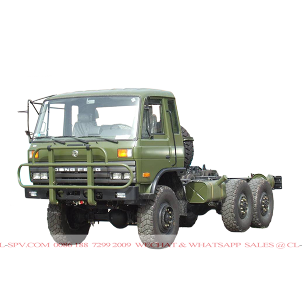 Dongfeng all wheel drive truck 10