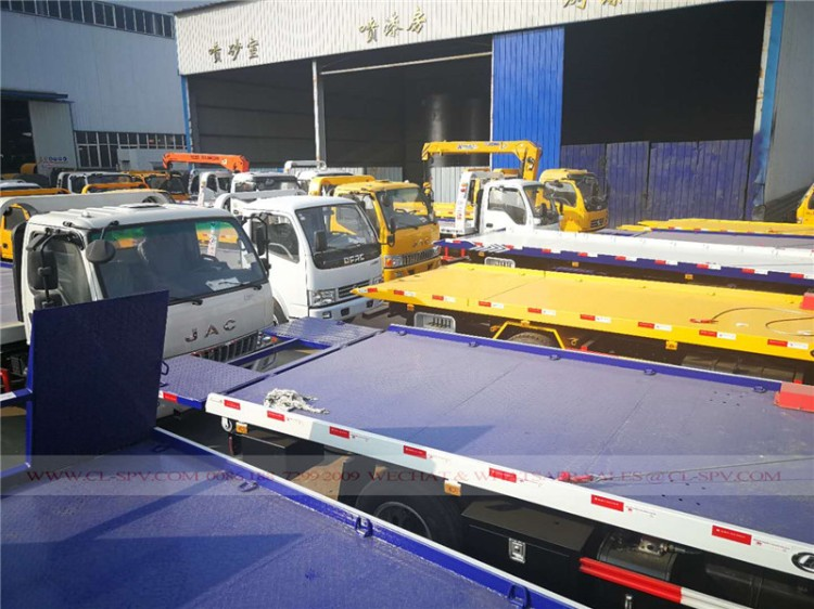 wrecker truck for sale from china 10