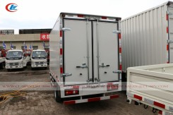 China Foton small van truck 05